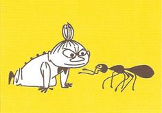 Moomins-Little My