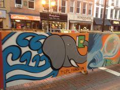 Art Street Art, Foundation