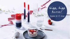 Våre tips til festsesongen Candles, Table Decorations, Tips, Home Decor, Room Decor, Candy, Home Interior Design, Candle, Lights