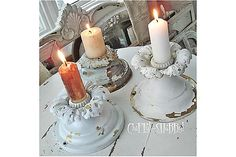 Light Fixtures Candle Holders