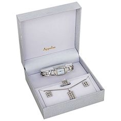Watch Jewelry Gift Set - Mother's Day Gifts For Women Girlfriend Wife Mom Birthday Graduation Anniversary for Her