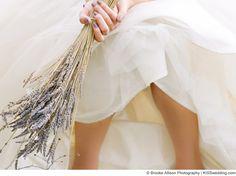 Lavender - Fall Wedding Flowers «