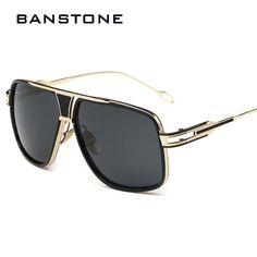 4e740a7d6f BANSTONE Steampunk Sunglasses Men Women Vintage Sunglass Big Face Oversized Sun  Glasses. Yesterday s price