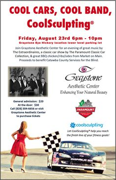 Exceptional Join Us With Paramount Classic Cars And Graystone Aesthetic Center Aug.  23rd!