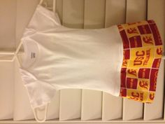 Another USC baby dress