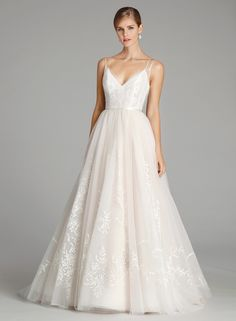 Bridal Gowns and Wedding Dresses by JLM Couture - Style 9661