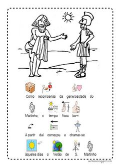 Ser Mais!: S. Martinho Fall Crafts, Crafts For Kids, Education, Comics, Fictional Characters, School, Theme Days, Autumn Activities, String Pictures