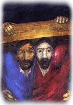 Nell'oscurità della morte, tu hai fatto luce - card. Joseph Ratzinger, Meditazioni sul Sabato Santo, 30 Giorni, n. 03 - 2006 - leggoerifletto