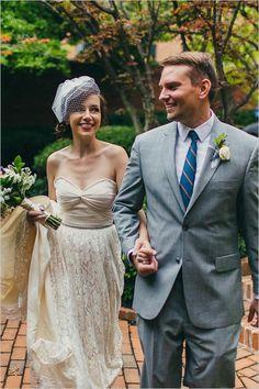 Modern Mint and Peach Wedding http://lovewc.me/VeT0H9