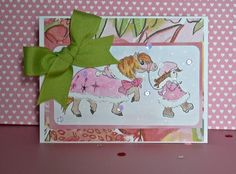 ScrappyHorses  Close to My Heart Brushed Paper from ScrappyHorses.ctmh.com