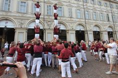#Festacatalana #piazzasancarlo #Torino #thechildrensworld