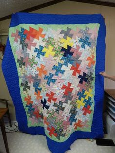 March 1 - Today's Featured Quilts - 24 Blocks