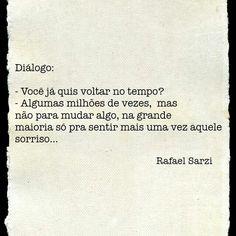 Poesia poema verso O Eterno Rafael Sarzi