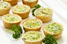 Make and share this Spinach, Brie & Bacon Mini Quiche recipe from Food.com.