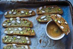 Grandma's Best Pistachio Biscotti Recipe!