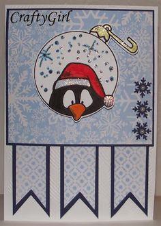 Peek a Boo Penguin