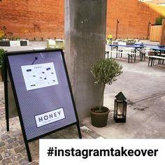 I denne weekend er spisestedet @eathoneykbh klar til at lave #instagramtakeover og vise os hvad der sker i restauranten - vi glæder  os  #foodie #foodlife #instagram