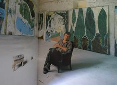 Artist Art, Artist At Work, Studios D'art, Art Abstrait, Oeuvre D'art, Geometry, Abstract Art, Artsy, Work Spaces