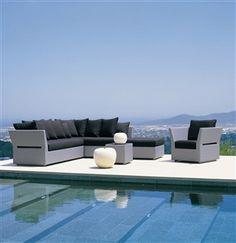 Outdoor Sectional, Sectional Sofa, Florida, Outdoor Furniture Sets, Outdoor Decor, Holiday, Home Decor, Garden Architecture, Homes