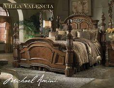 Villa Valencia Bedroom by Aico