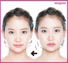 「MAQUIA」11月号掲載中の『下半顔トレで整形級美顔術』より、自分の顔がどんな顔のタイプ分かる診断方法をご紹介します。 歯科医 是枝伸子式顔タイプ別に鍛えて、顔立ちを変える!下半顔トレで整形級美顔術美人かそうでないかを決めるのは、顔下半分のバ...