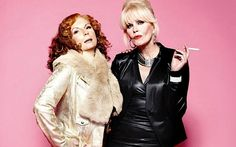 #LOVEIT  Absolutely-Fabulous-Film-Update!