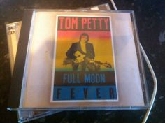 Tom Petty - Full Moon Fever  - one of my favourite albums