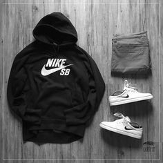 hoodies men & hoodies ` hoodies aesthetic ` hoodies outfit ` hoodies womens ` hoodies men ` hoodies aesthetic girl ` hoodies for teenagers girl ` hoodies design Hype Clothing, Mens Clothing Styles, Swag Outfits Men, Cool Outfits, Nike Outfits For Men, Casual Hipster Outfits, Batman Outfits, Outfits Hombre, Punk Rock Outfits