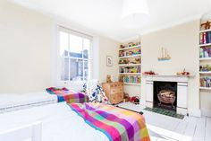 The Water Lane Residence located in Brixton, London | It is beautifully styled and ideal for kids of all ages. #kidandcoe #propertyoftheday #bringthekids
