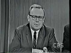 CBS News Live Coverage of The Assassination of President Kennedy Part 7