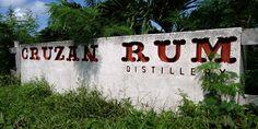 Cruzan Rum Distillery, St Croix, USVI