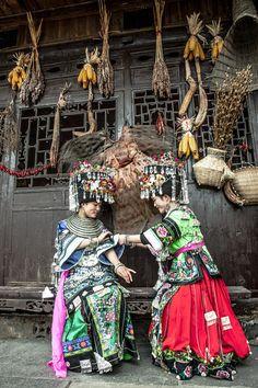 c1ece20fc Home Human China Fenghuang Asian Tapestries, Garba Dress, Laos Vietnam,  Ethnic Chic,