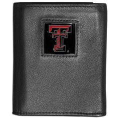 Texas Tech Raiders Deluxe Leather Tri-fold Wallet