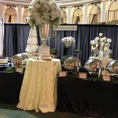 Anderson's Bakery, Catering, & BBQ @ Georgia Bridal Show in Macon 2/11/18