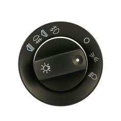Car Headlight Fog Light Switch Repair Kit Cover for AUDI A4 S4 8E B6 B7 2000-2007