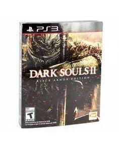 27b4d64af212 Dark Souls 2 Black Armor Edition (PS3) (US)