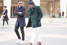 Street Gentlemen