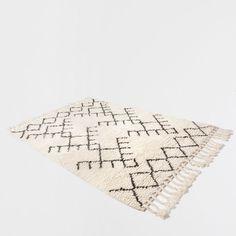 Zara Home Teppich teppich astra carpi uni gewebt jetzt bestellen unter https