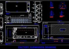 Submission drawing of a factory area about 1800 sq., having office block on Ground Floor and production hall on Basement, Ground and First Floor. Autocad, Building Design, Building A House, Floor Layout, Good Manufacturing Practice, Ground Floor, Submissive, Ayurvedic Medicine, How To Plan