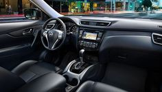 The 2015 Nissan Rogue belongs to the compact crossover SUVs category.