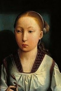 Sometime during the night of the 15th/16th December 1485 Catherine of Aragon, or Catalina de Aragón as she was known in Spain, was born at the recently reformed fortified palace at Alcalá de Henares, a town just east of Madrid in Spain. She was the daughter of Queen Isabel I of Castile and King Ferdinand II of Aragón and would become the first wife of Henry VIII and the mother of Mary I.