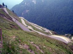 Passo del Rombo Foto Poster, Roads, Vacation, Mountains, Nature, Travel, Image, Vacations, Naturaleza