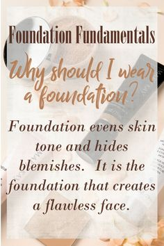 Why should I wear foundation? To get a flawless face! Foundation Fundamentals: Part I Candace M Ross Mary Kay IBC Mary Kay Foundation, Too Faced Foundation, Flawless Foundation, Flawless Face, Face Foundation, Flawless Beauty, Mary Kay Cosmetics, What Is Strobing, Beauty Consultant