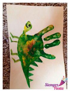 Ideas para tu fiesta de Dinosaurios. Encuentra todos nuestros artículos de nuestra tienda online aquí: http://www.siemprefiesta.com/fiestas-infantiles/ninos/articulos-fiesta-de-dinosaurios.html?utm_source=Pinterest&utm_medium=Pin&utm_campaign=Dinosaurios