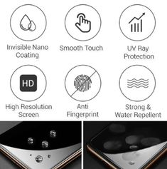 Nano Liquid Screen Protector – Nalai & Co Tech Hacks, Computer Repair, Nanotechnology, House Cleaning Tips, Home Repair, Cool Gadgets, Screen Protector, Cool Things To Buy, Improve Yourself