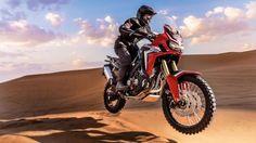 Honda CRF1000L Africa Twin ABS, ¡disfruta de los caminos! Coches y Motos 10 http://go.shr.lc/2aGe0xZ descubre sus características #motor