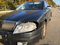 Skoda Octavia. Broken 😟 Car, Automobile, Vehicles, Cars, Autos