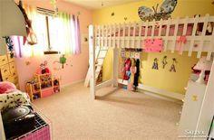 cute bedroom for kids