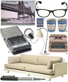 Living In: Manhattan (I love Design Sponge's series on design in film)