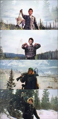 Photos of Christopher McCandless (the real one, not Emile Hirsch!)